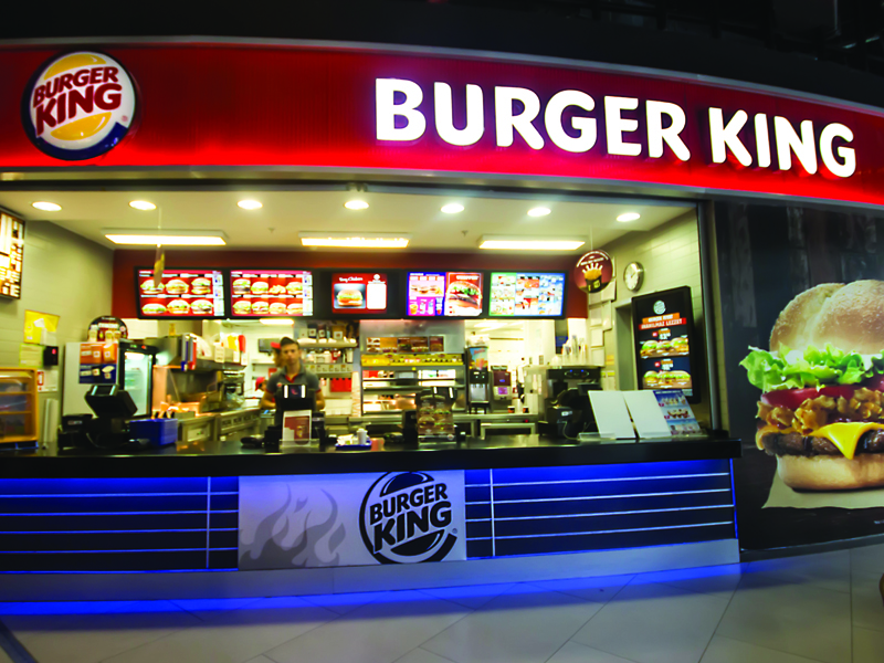 burger king characteristics What is five characteristics of fast food save cancel already exists would you like to merge this question into it merge cancel already exists as an alternate of this question would you like to make it the primary and merge this question into it  burger king, kfc, wendy's and subway.